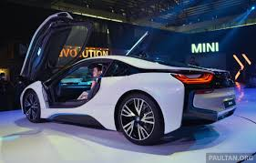 Bmw I8 3 Cylinder - bmw i8 launched in malaysia priced at rm1 188 800