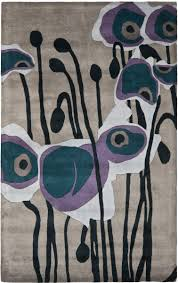 Gray And Purple Area Rug Rug Soh853a Soho Area Rugs By Safavieh