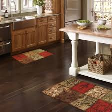 Rugs For Laminate Floors Mohawk Home Tuscany Kitchen Rug Walmart Com