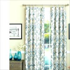 Sheer Navy Curtains Patterned Sheer Curtains Ezpass Club
