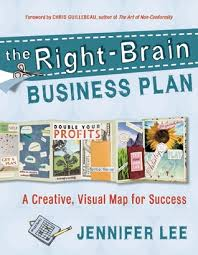 membuat business plan yang baik the right brain business plan a creative visual map for success by