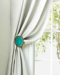 decorative curtain tiebacks martha stewart