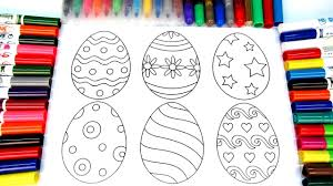easter egg coloring pages kids fun art activities coloring videos