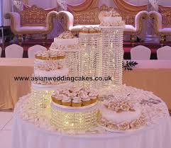 cupcake stand with led lights asian wedding cakes product crystal cake 77