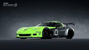 corvette race car gt6 tune chevrolet corvette z06 c6 lm race car 06