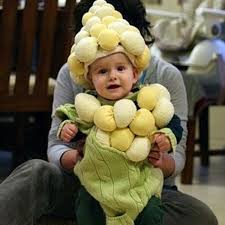 Corn Halloween Costume Ear Corn Baby Halloween Food Costumes Costumes
