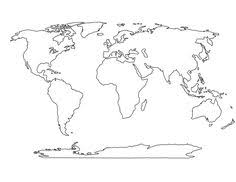 outline of world map http www free printable maps world maps world3 gif social