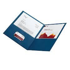 Resume Paper Office Depot Twin Pocket Portfolio At Office Depot Officemax