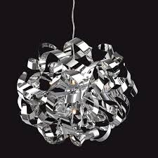 ribbon light chandelier ribbon modern editonline us