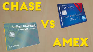 travel cards images Chase vs amex two new travel cards launch this week jpg