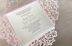 lace invitations new laser cut lace invitations carpenter invitations design