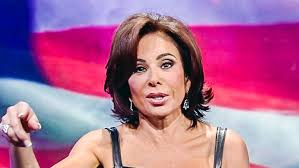 judge jeannine pirro hair style fox s jeanine pirro warns viewers to prep for isis invasion with