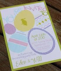 Easter Egg Decorating Party Invitations by Graduation Wreath Ideas Rainbow Bunny Easter Party Via Kara U0027s