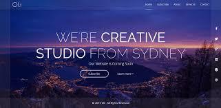 50 responsive html u0026 css templates for 2017 1stwebdesigner