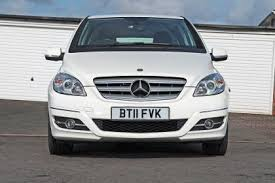 mercedes b class 2009 used mercedes b class review auto express