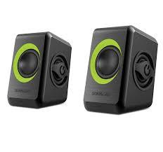 Cool Speakers Price Comparisons Sonicgear 2 1 Desktop Speaker Quatro V Cool Grey