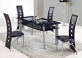 Dining Room Furniture Usa Sleep Cheap Furniture Jersey City Nj Clear W Black Trim Dining