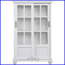 Barrister Bookcases With Glass Doors 51white 4 Shelf Barrister Bookcase Display Cabinet Sliding Glass