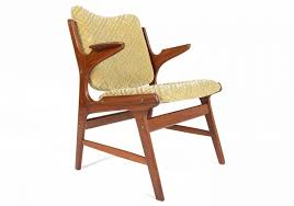 Danish Modern Armchair Category Seating Mid Century Mobler