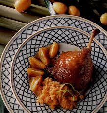 comment cuisiner cuisse de canard recette cuisses de canard laquées aux kumquats