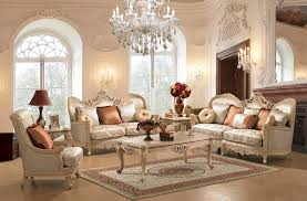 Traditional Living Room Sets Formal Living Room Furniture The Normandy Collection 14743