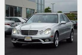 2009 mercedes e class for sale used 2009 mercedes e class for sale special offers edmunds
