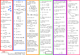 ks1 and ks2 mixed mental maths taster classroom secrets