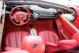 458 Spider Interior Ferrari 458 Spider 1132702252v1