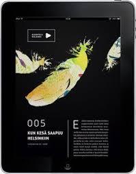 layout magazine app kjell westö ipad publication apps websites pinterest ipad