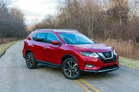 nissan rogue mpg 2017 2017 nissan rogue sl awd review u2013 the miata of crossovers the