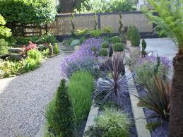 Small Back Garden Ideas Lawn Garden Excellent Small Gardens Design With Grey Gravel