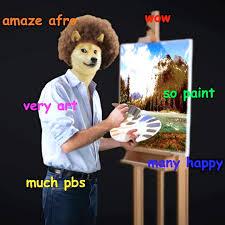 Doge Meme Font - doge arnold zwicky s blog