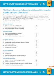 word blank audit event checklist template word form