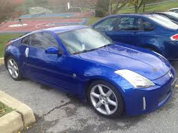 nissan 350z engine life blue nissan 350z oh my gosh i just fell in love i want this