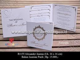 Unique Wedding Invitation Card Undangan Pernikahan Unik Dan Murah Wedding Invitation