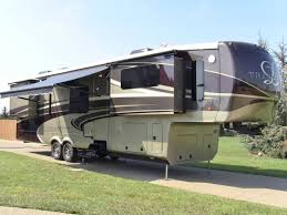 Open Range Travel Trailer Floor Plans by 2005 Titanium 36e41 Fifth Wheel Floor Plan Bedroom Rv For 5th Mid