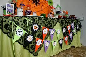 partylicious halloween birthday bash