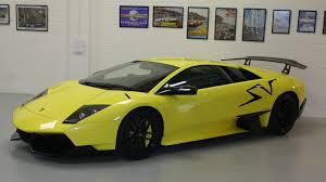 Lamborghini Murcielago Sv Interior - rare lamborghini murcielago sv can be yours for a cool 325 500