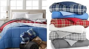 macy u0027s home design down alternative comforters only 18 99