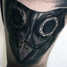 plague doctor s mask 60 plague doctor tattoo designs for men manly ink ideas