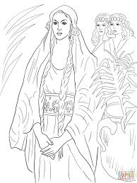 megillat esther online esther the coloring page free printable coloring pages