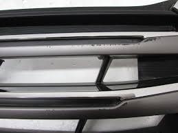 hyundai tucson 2016 white 2016 hyundai tucson front bumper grille grill oem 16 u2014 partsville auto