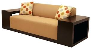 Modern Wooden Sofa Designs Simple Wooden Sofa Lauermarine