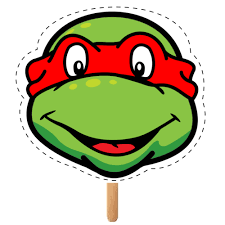 teenage mutant ninja turtle color masks prekautism