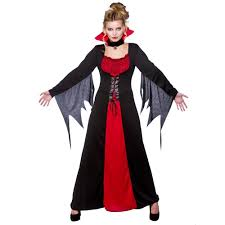 spartacus halloween costume ladies halloween vampire queen temptress gothic cape fancy