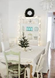 christmas decorating beach cottage style life by the sea life by