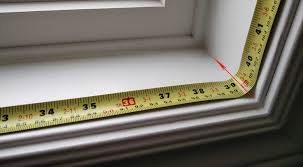 measuring tips for a perfect window coverings to shop online