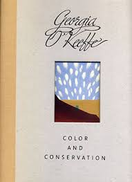 georgia o keeffe coloring pages georgia o u0027keeffe color and conservation edited by rené paul