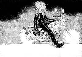 ghost rider by theadriannelson on deviantart