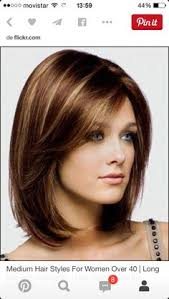 medium haircut for a 40 yr medium layered hair hair layers layered hair and thicker hair